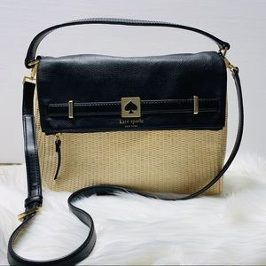 Kate Spade Houston Street Maria Satchel Crossbody